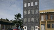1745 Linden Boulevard in New Lots, Brooklyn. All images courtesy of Mothergastonhomes.com
