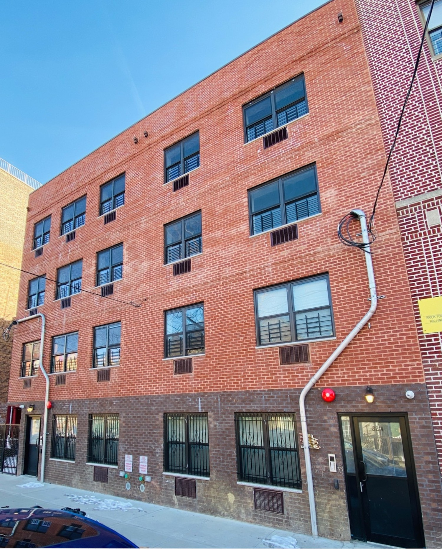 3214 Cruger Avenue in Williamsbridge, The Bronx. Photo Courtesy of NY Housing Connect