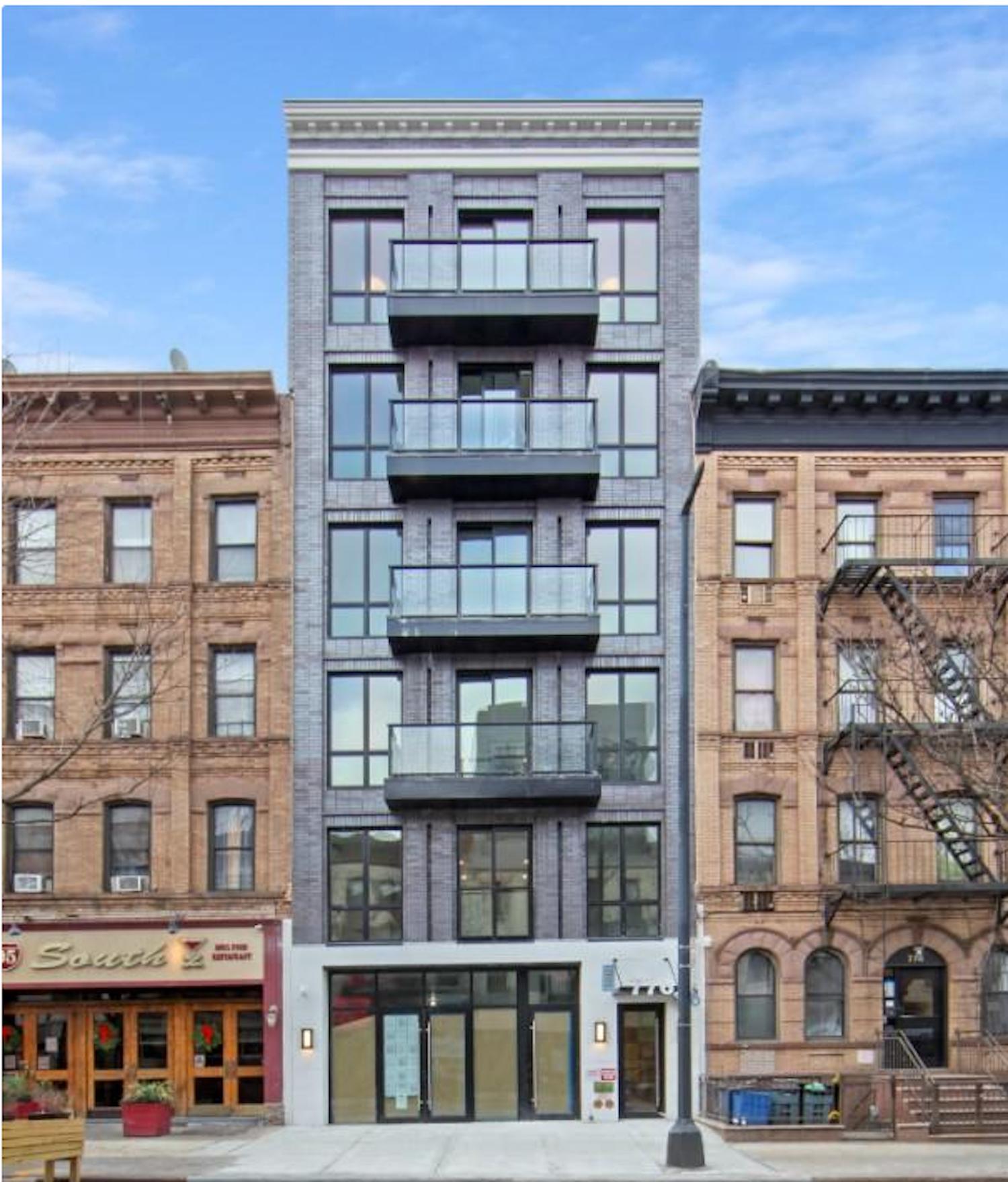 776 Franklin Avenue in Crown Heights, Brooklyn