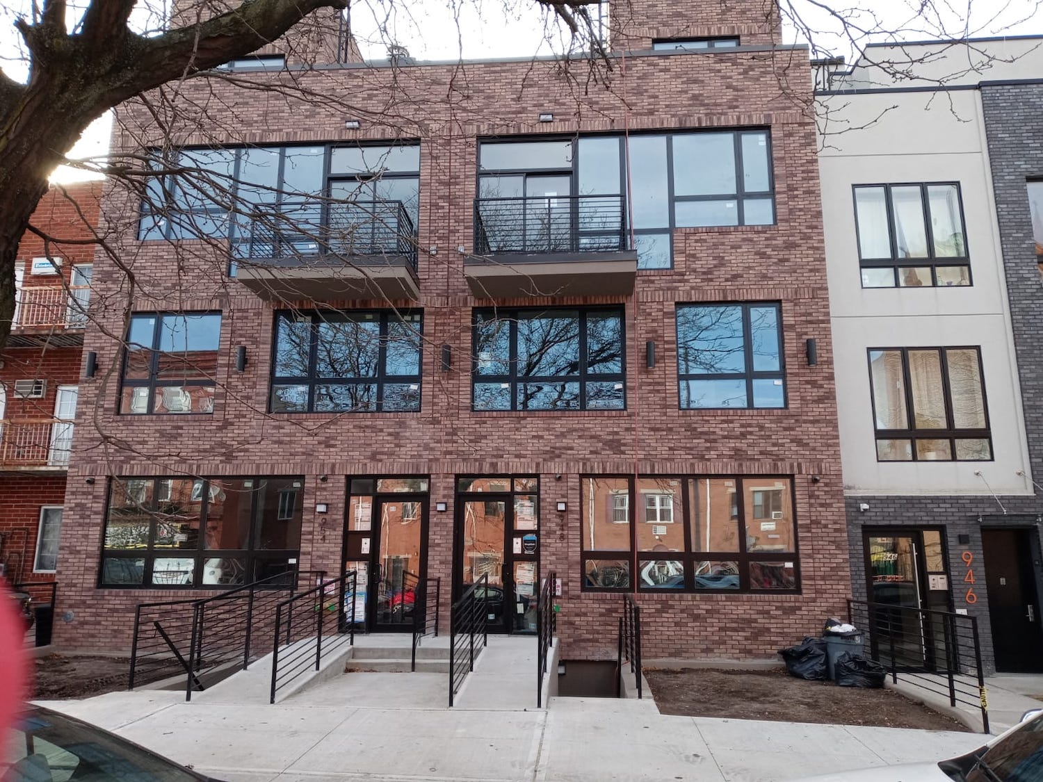 948 and 954 Herkimer Street in Bed-Stuy, Brooklyn. Image courtesy of NY Housing Connect