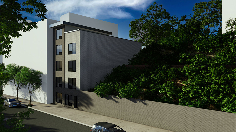 Alternate view of 557 East 161st Street - Node Architecture, Engineering, Consulting