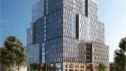 Rendering of 840 Atlantic Avenue - IMC Architecture; Vanderbilt Atlantic Holdings, LLC