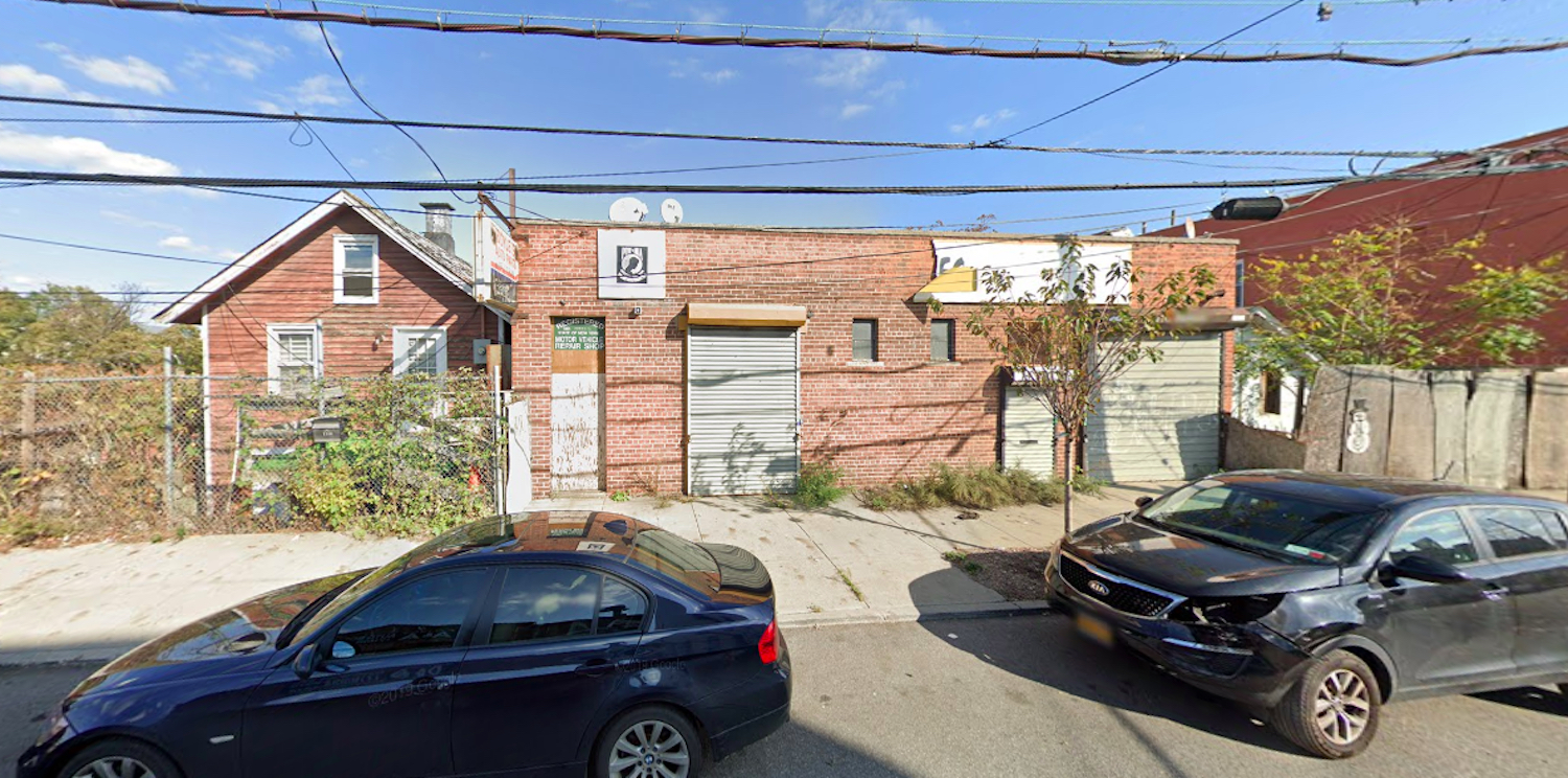 1340 Blondell Avenue in Westchester Square, The Bronx via Google Maps