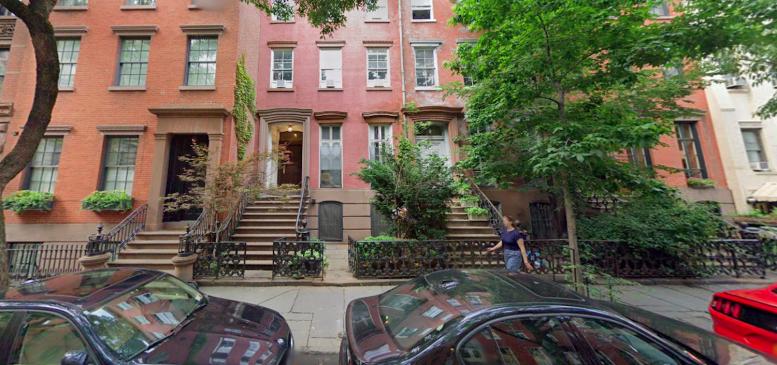 27 Bank Street in the West Village, Manhattan