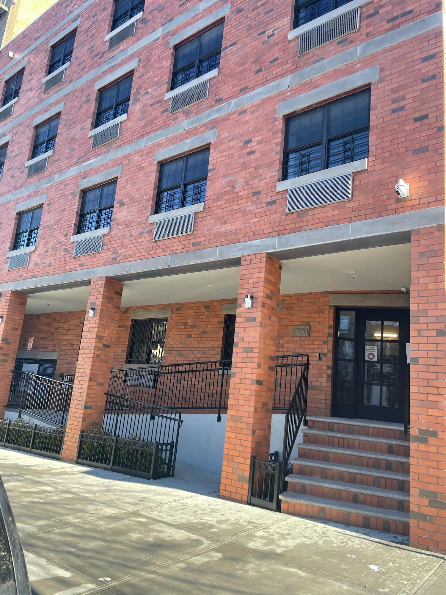 2720 Claflin Avenue in Kingsbridge Heights, The Bronx. Image courtesy of NY Housing Connect