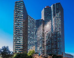 650 West 42nd Street Apartments. All images courtesy of NYC Housing Connect