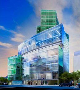 Eastern Mirage Medical Center. Courtesy of Fleet Financial Group