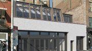 Primary rendering of 63-65 Gansevoort Street - BKSK Architects