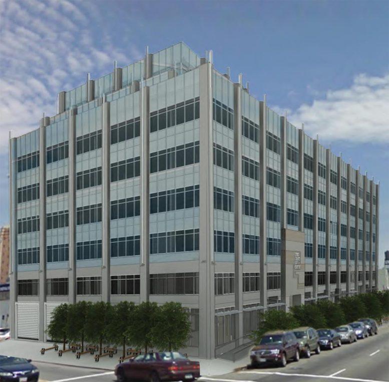 Rendering of proposed development at 48-18 Van Dam Street