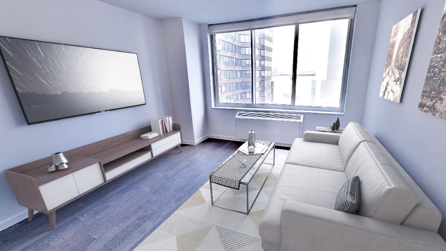 Residences at 650 West 42nd Street Apartments