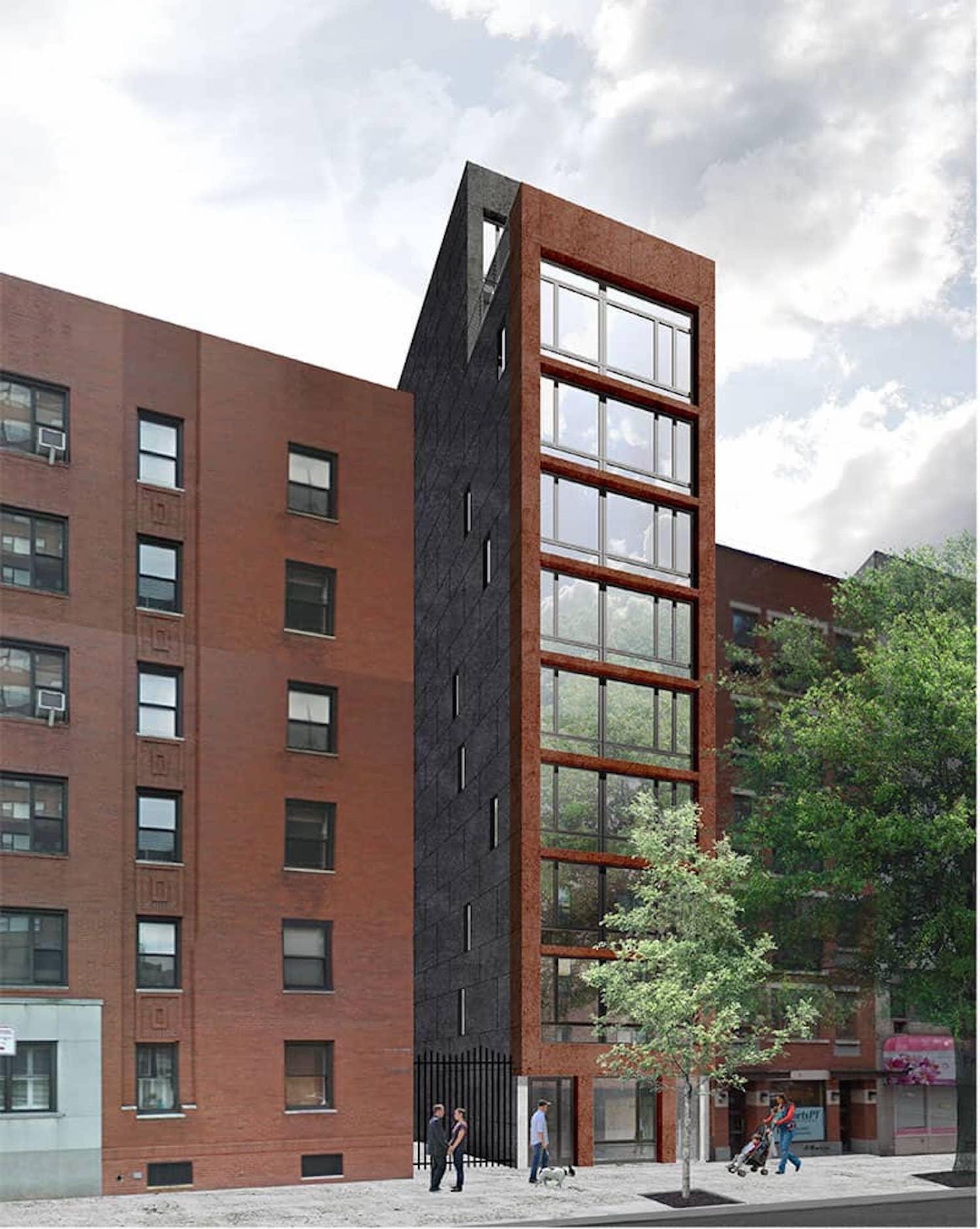 1402 York Avenue on the Upper East Side. All images courtesy of NYC Housing Connect