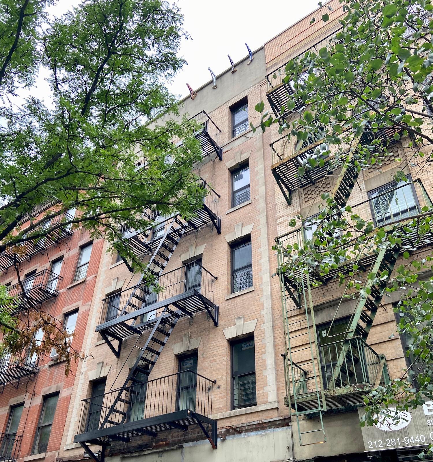 1646 Amsterdam Avenue in Harlem, Manhattan.