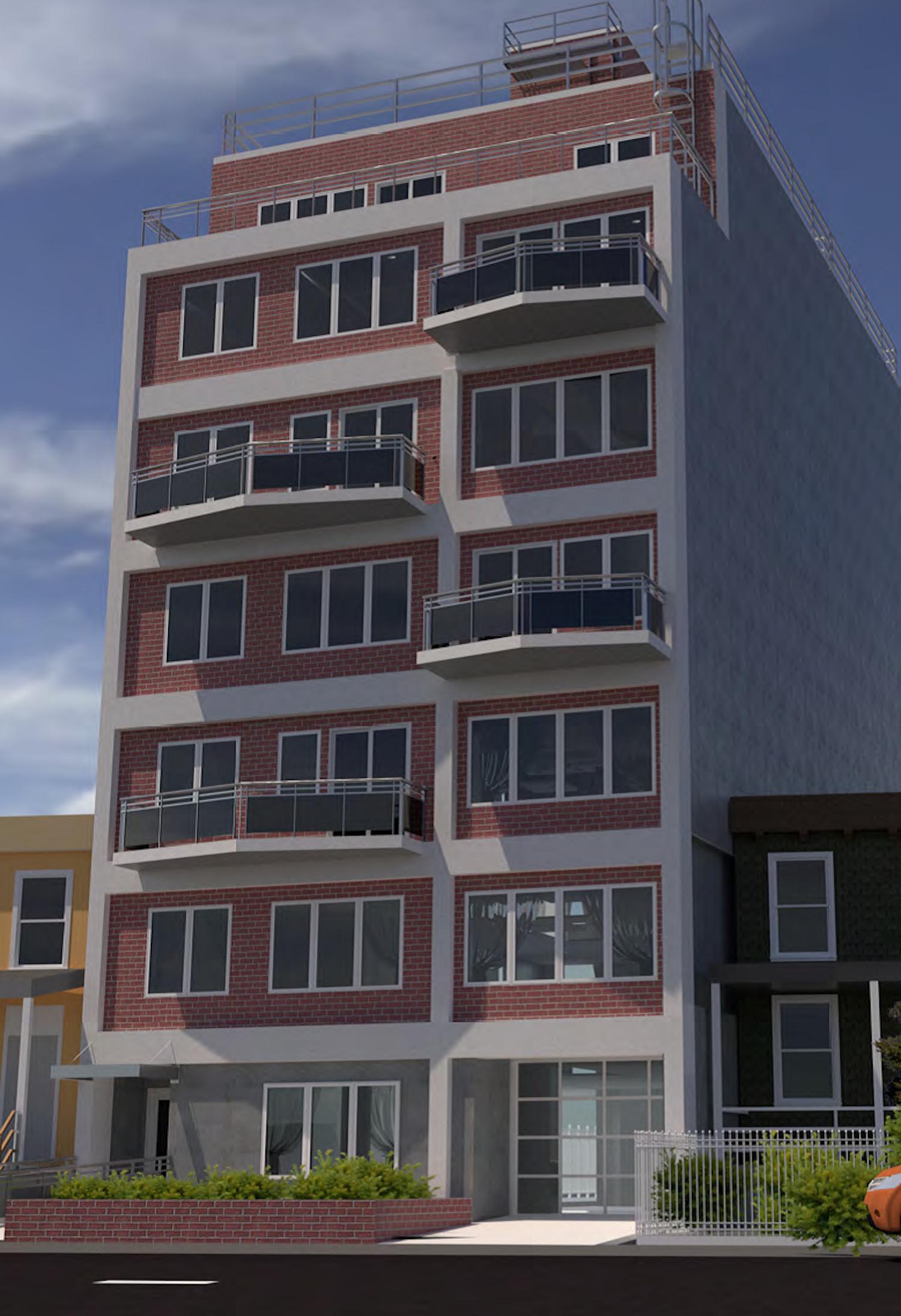 30-82 Crescent Street di Astoria, Queens. Gambar milik NYC Housing Connect