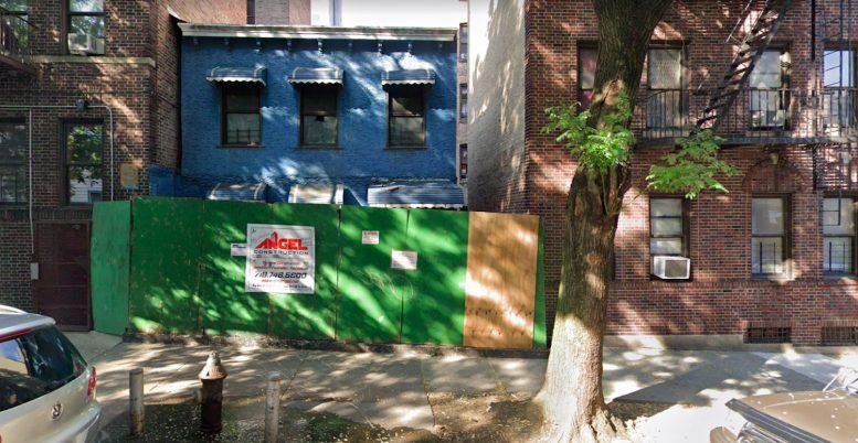 509 West 167th Street in Washington Heights, Manhattan