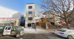 545 St. Marks Avenue in Crown Heights, Brooklyn via Google Maps