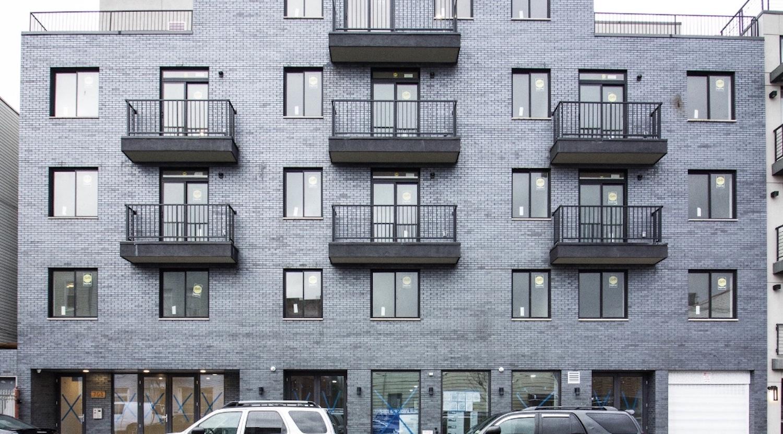 703 Hart Street in Bushwick, Brooklyn