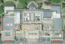 Aerial view of The Metropolitan Museum of Art - Beyer Blinder Belle