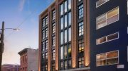 Rendering of 106 North Third Street - Michael Muroff Architect