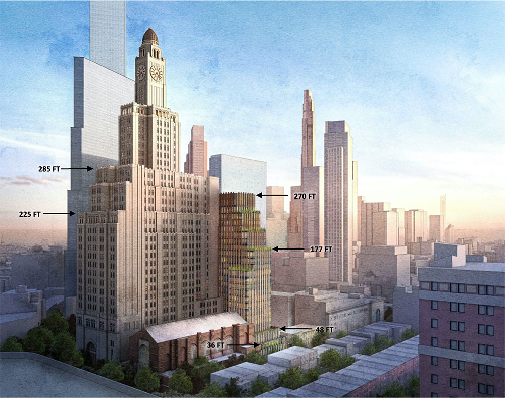 Rendering of 130 St. Felix Street - FXCollaborative