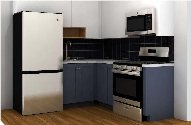 Residences at 336-338 East 28th Street in Flatbush, Brooklyn