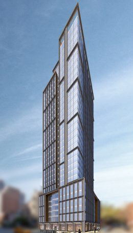 Rendering courtesy of Hill West Architects