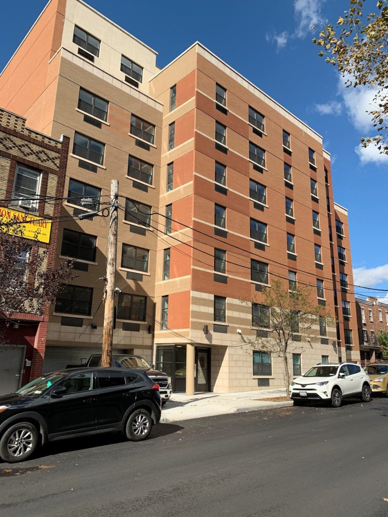 Washington Manor Apartments at 1969 Washington Avenue in East Tremont, The Bronx. Courtesy of NYC Housing Connect