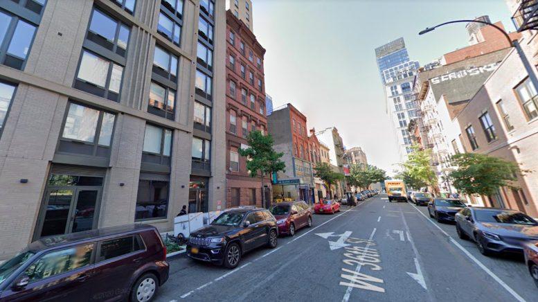 440 West 36th Street in Hudson Yards, Manhattan