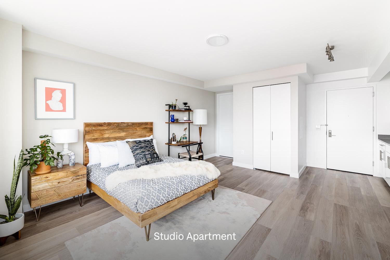 Residences at 5203 Center Boulevard