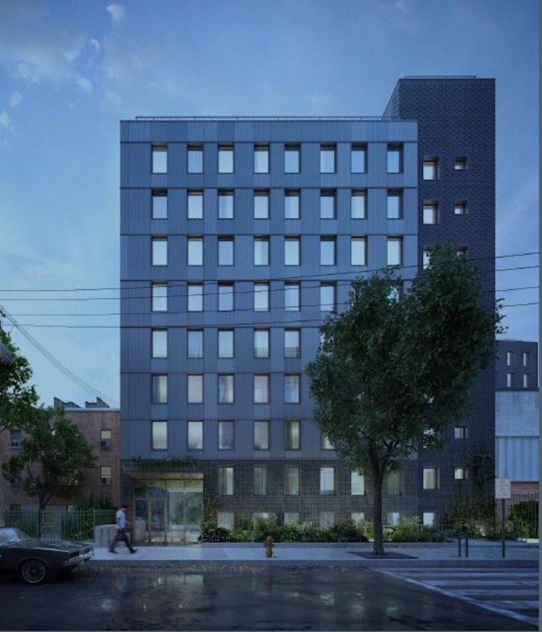 Betances Senior Residence in Mott Haven, The Bronx