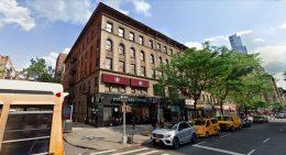 2686-2690 Broadway on the Upper West Side of Manhattan via Google Maps
