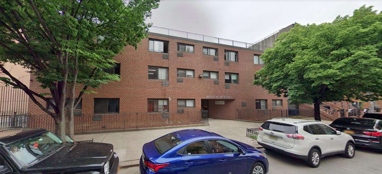 39 West 128th Street in Harlem, Manhattan via Google Maps