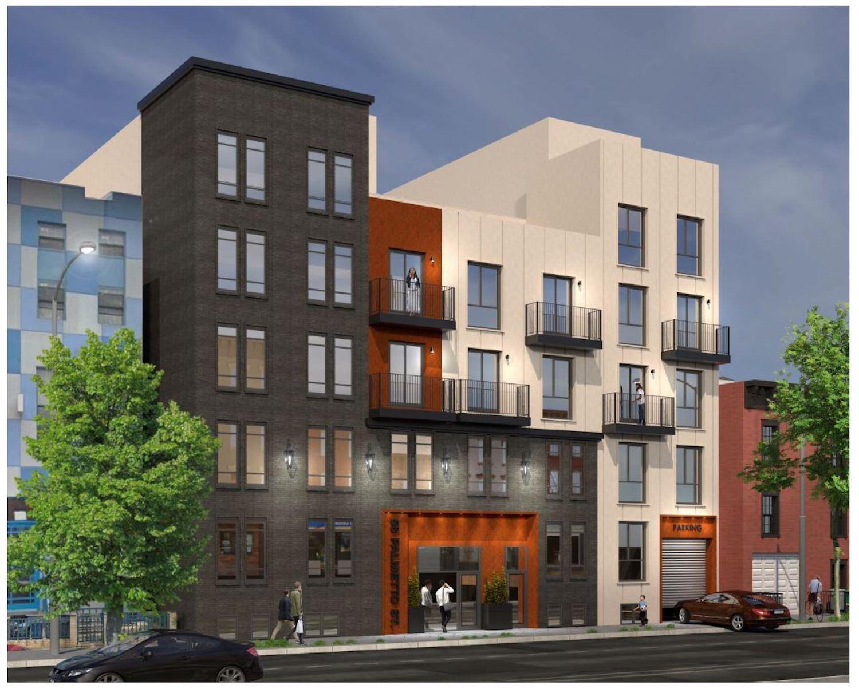 58 Palmetto Street in Bushwick, Brooklyn