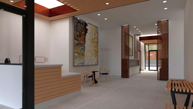 Lobby at Austin 147