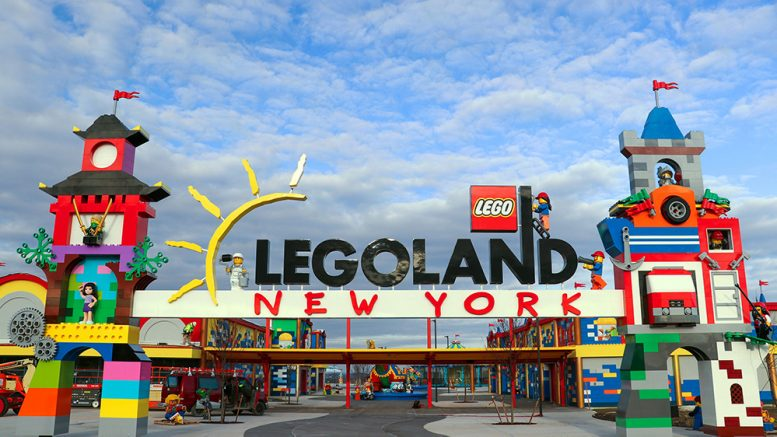 LEGOLAND New York is now open in Orange County - Courtesy of LEGOLAND