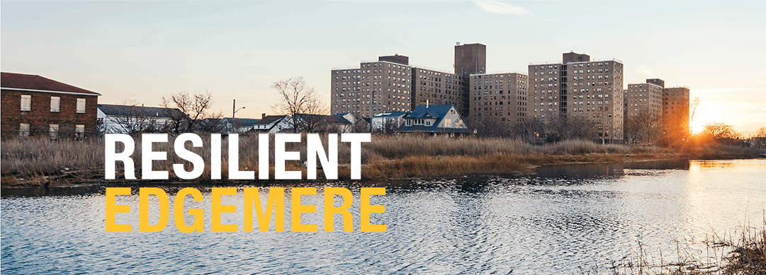 Resilient Edgemere - Photo by Oliver Fiegel, 2017