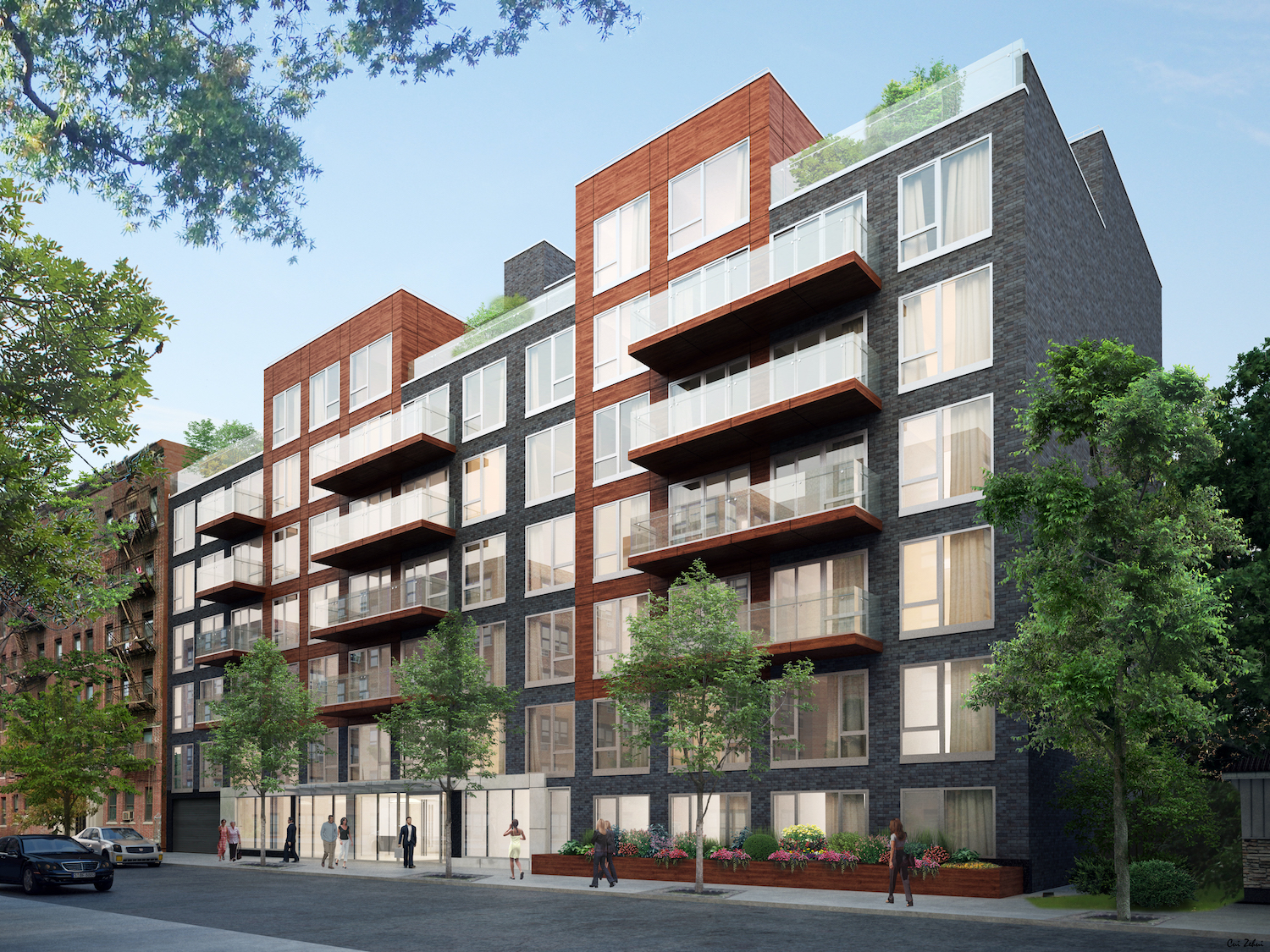 148-37 88th Avenue in Jamaica, Queens. Image courtesy of NYC Housing Connect