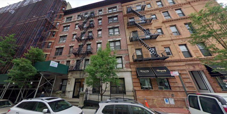 150 East 91st Street the Upper East Side, courtesy of Google Maps