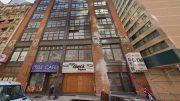 244-250 West 49th Street in Midtown West, Manhattan via Google Maps