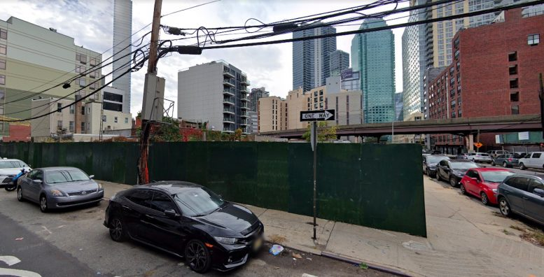 25-10 42nd Road in Long Island City, Queens via Google Maps