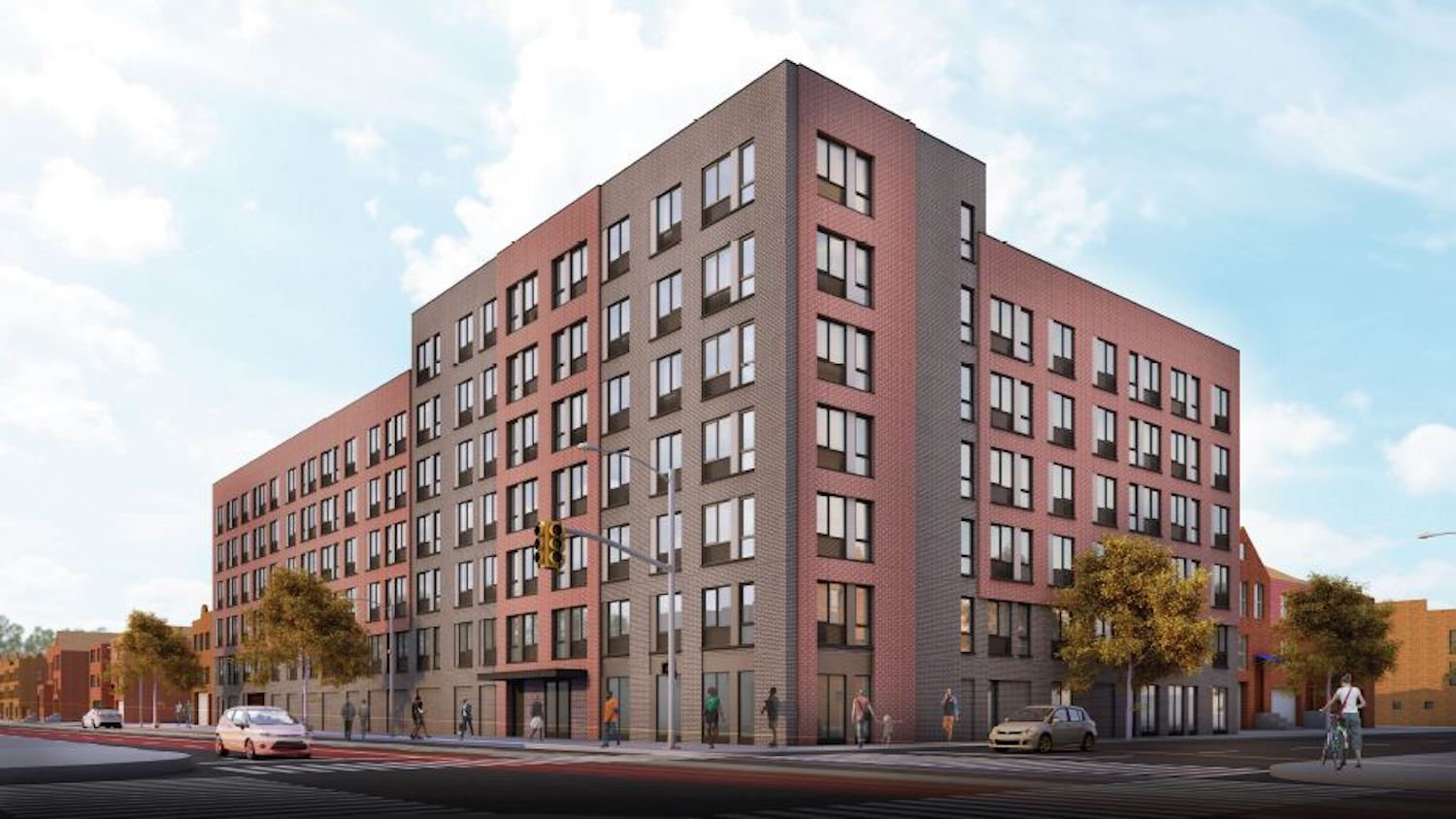 761 East 233rd Street in Wakefield, The Bronx. All images courtesy of NYC Housing Connect