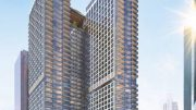 Updated rendering of 625 Fulton Street - Fisher Rasmussen Whitefield Architects