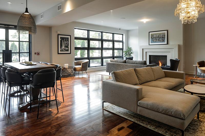 Clarus Glen Ridge parlor - JMF Properties