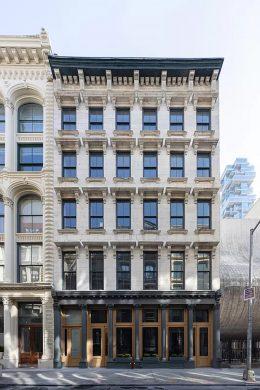 Exterior view of 51-53 White Street