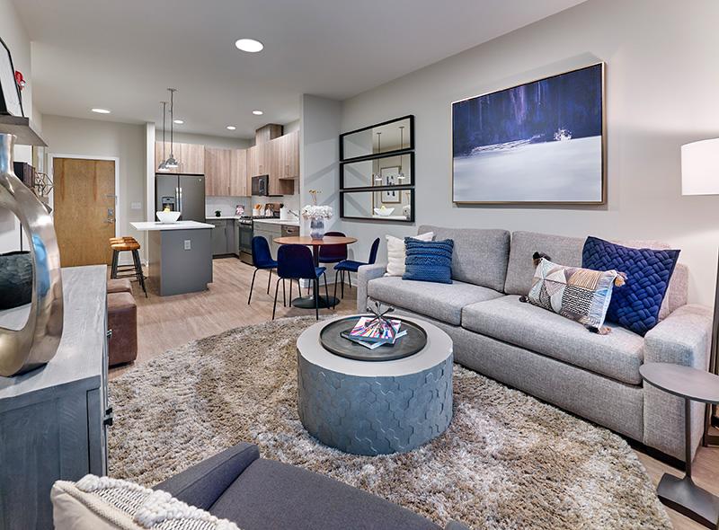 Model apartment at 945 Stuyvesant Avenue, Centurion Union Center - LANDMARK