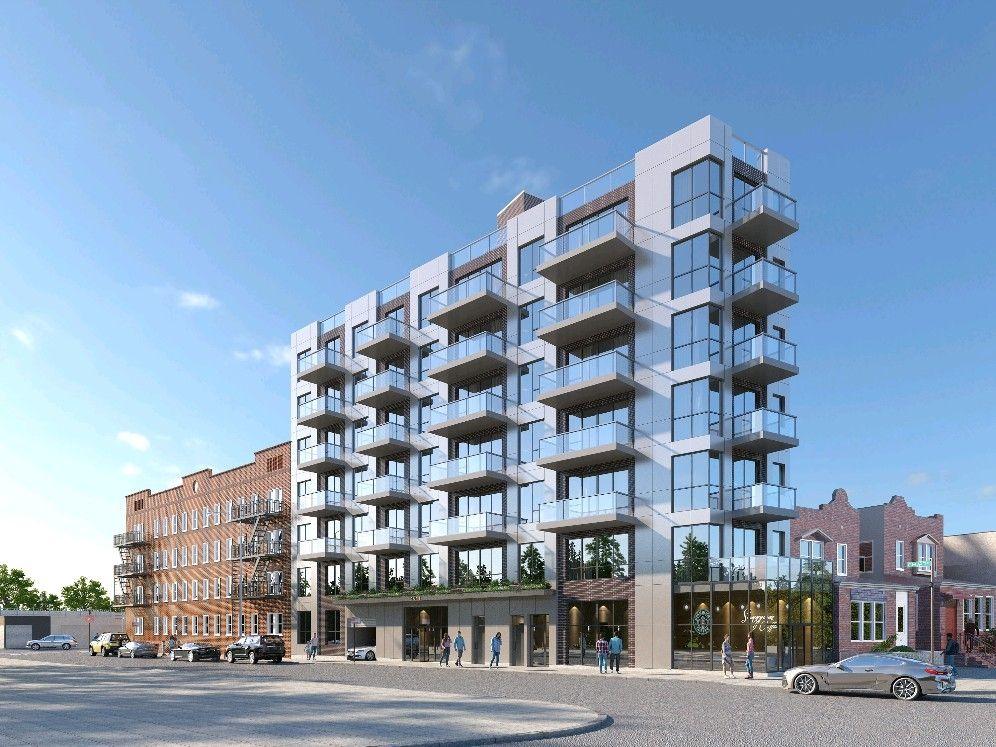 Rendering of 1330 East 17th Street - Midwood Brooklyn