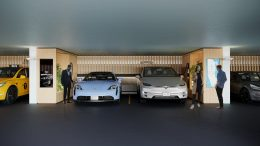 Rendering of Midtown Plaza's Gravity Charging Center - Photo Courtesy of Gravity