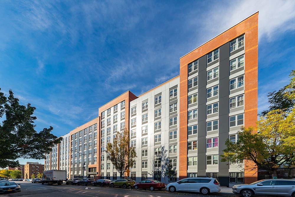 Tiffany Street Apartments - Photo by Sylvester Zawadzki