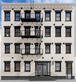 Updated rendering of 53 Pearl Street - Mancini Duffy