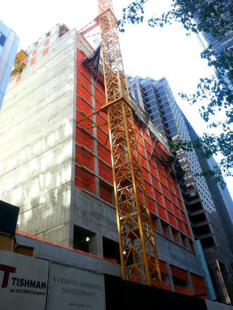 Baccarat Hotel and Residences, 20 West 53rd Street