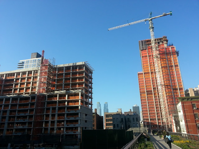 The Avalon West Chelsea and 500 West 30th Street